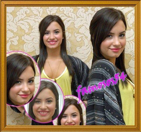 selena gomez: Demi Lovato